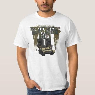 Fidelidade da divisão de Rootsstep Camiseta