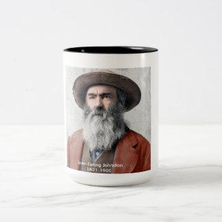 Fígado-Comendo a caneca de café de Johnston