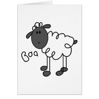 Figura cartão da vara dos carneiros