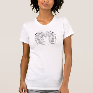Figura científica de Dinosauria Tshirt