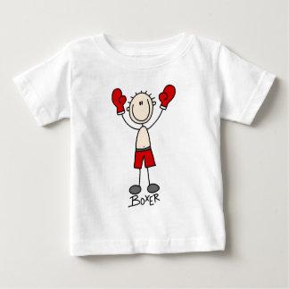 Figura t-shirt e presentes da vara do