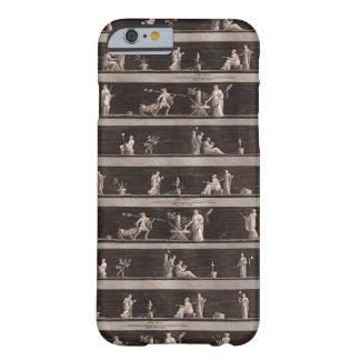 Figuras romanas antigas clássicos erudito ou capa barely there para iPhone 6