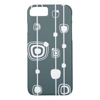 Fileiras retros capa iPhone 7
