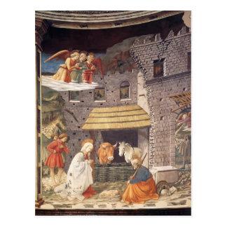 Filippo Lippi: Natividade Cartão Postal