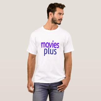 Filmes mais o t-shirt fundraising
