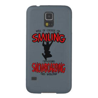 Fim de semana de sorriso 2.PNG da SNOWBOARDING Capa Para Galaxy S5