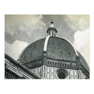 Firenze, Florença, domo Cartões Postais