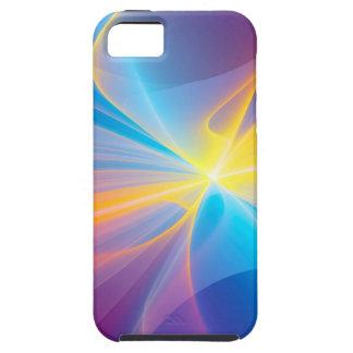 Fita abstrata do fluxo capas iPhone 5 Case-Mate
