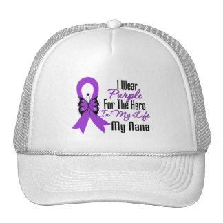 Fita do câncer de pâncreas meu herói minha Nana Bone