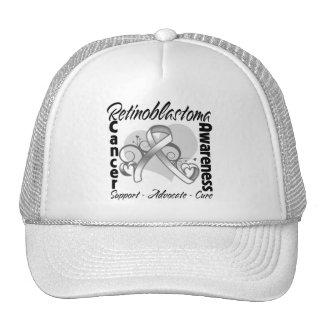 Fita do coração - consciência de Retinoblastoma Bone
