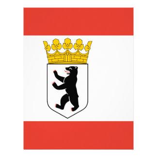 Flag_of_Berlin_ Papel Timbrado