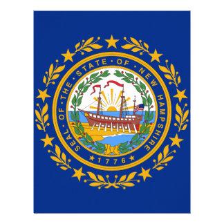 Flag_of_New_Hampshire Papel Timbrado
