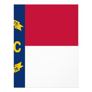 Flag_of_North_Carolina Papel Timbrado