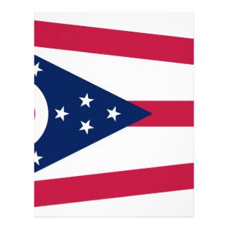 Flag_of_Ohio Papel Timbrado
