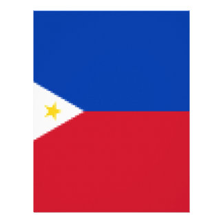 Flag_of_the_Philippines Papel Timbrado