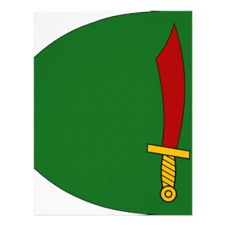 Flag_of_Transylvania_ Papel Timbrado