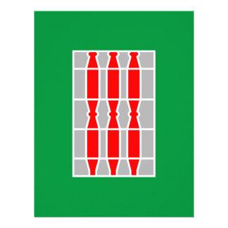 Flag_of_Umbria Papel Timbrado