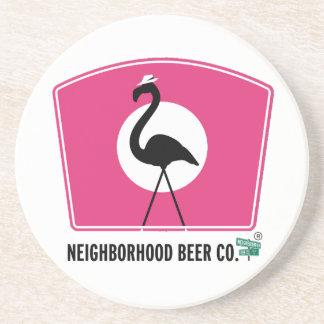 Flamingo do chefe, porta copos