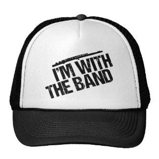 Flauta engraçada eu sou com a banda boné