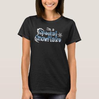 Floco de neve especial! camisetas