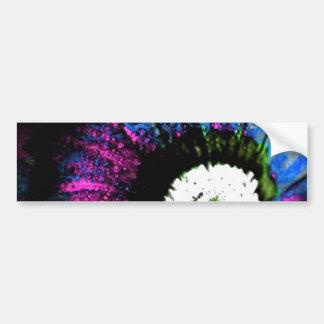 Flor atômica adesivos