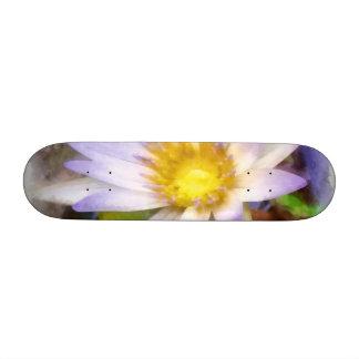 Flor bonita shape de skate 18,1cm