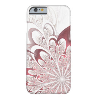 Flor Capa Barely There Para iPhone 6
