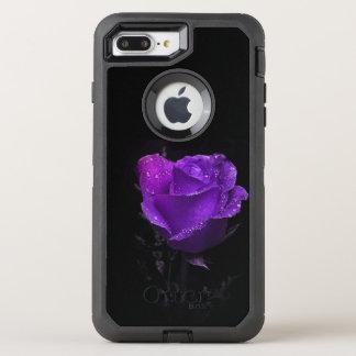 flor capa para iPhone 8 plus/7 plus OtterBox defender