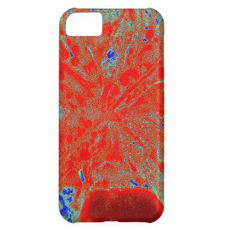 Flor da ação capa para iPhone 5C