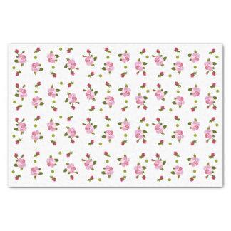 Flor da árvore de cereja papel de seda