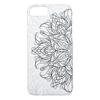 Flor da beleza de Dicebird Capa iPhone 7