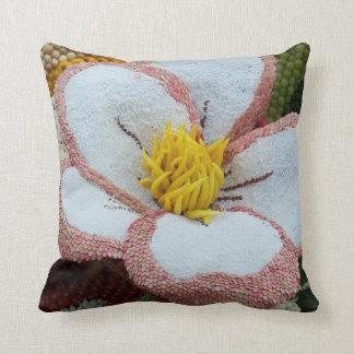 Flor da fruta do travesseiro almofada