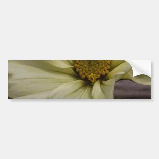 Flor rústica adesivo para carro