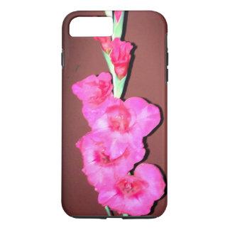 Flor vermelha capa iPhone 8 plus/7 plus
