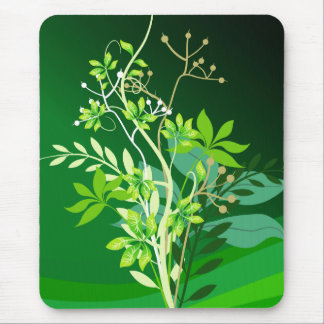 Floral abstrato