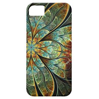Floral Capa Para iPhone 5