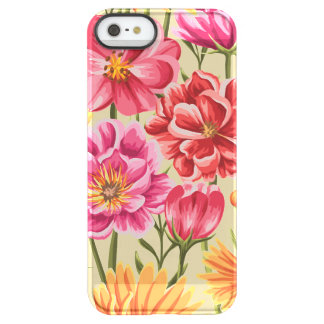 Floral Capa Para iPhone SE/5/5s Permafrost®
