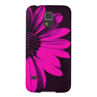 floral capas par galaxy s5