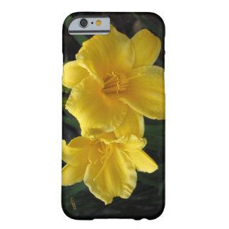 floral ensolarado capa barely there para iPhone 6