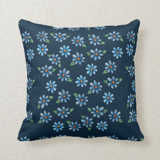 floral retro almofada