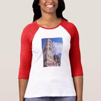 Florença 01 camiseta