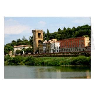 Florença Cartão Comemorativo