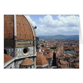 Florença Cartão De Nota
