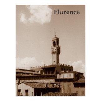 Florença Cartão Postal