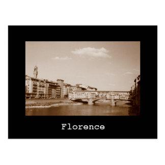 Florença Cartao Postal
