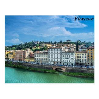 Florença, Italia Cartão Postal