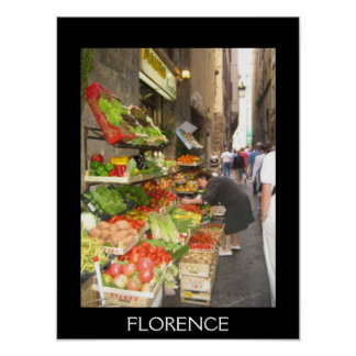 Florença Pôster