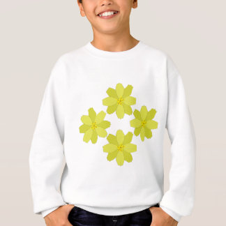 Flores amarelas de Bush T-shirts