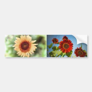 Flores bonitas da etiqueta abundante do entalhe adesivo para carro