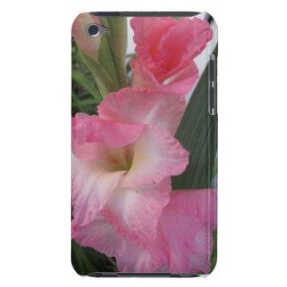 Flores cor-de-rosa do tipo de flor capa para iPod touch